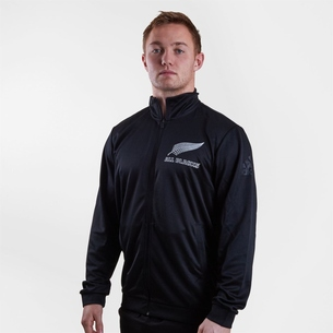 adidas Nlle Zélande All Blacks 2018/19 - Veste Track Zippée