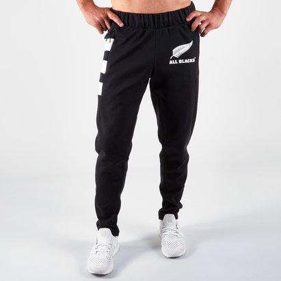 adidas Nlle Zélande All Blacks 2018/19 - Pantalon de Présentation Joueurs