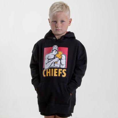 Brandco Chiefs 2018 - Pull de Super Rugby à Capuche Graphic Enfants