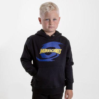 Brandco Hurricanes 2018 - Pull de Super Rugby à Capuche Graphic Enfants