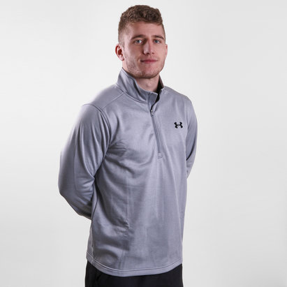 Under Armour 1/2 Zip - Haut Polaire Entraînement