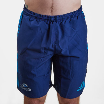 adidas Blues 2019 - Short de Super Rugby Tissé Domicile