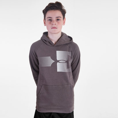 Under Armour Rival Logo - Pull à Capuche Enfants
