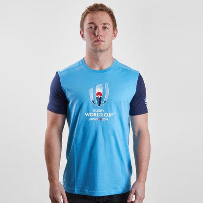 Canterbury RWC 2019 - Tshirt de Rugby Coton Graphic