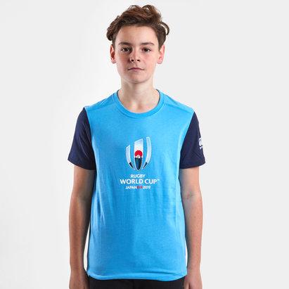 Canterbury RWC 2019 - Tshirt de Rugby Coton Graphic Enfants