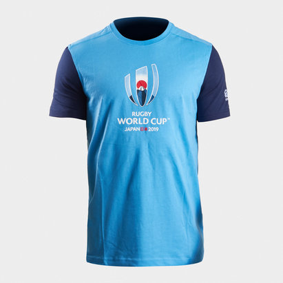 Canterbury RWC 2019 - Tshirt de Rugby Coton Graphic Adolescents