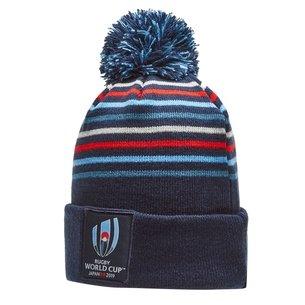 Canterbury RWC 2019 - Bonnet de Rugby à Pompon Supporters