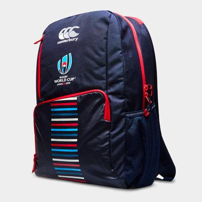Canterbury RWC 2019 - Sac à Dos de Rugby