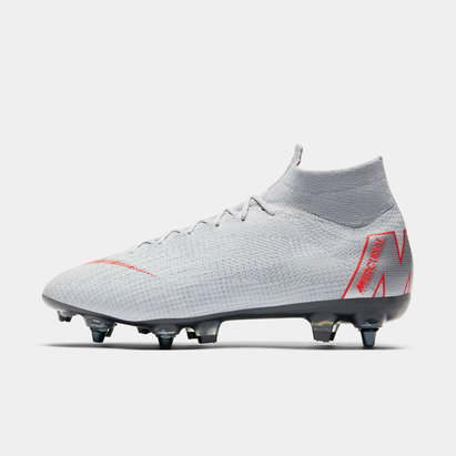 Nike Mercurial Superfly VI Elite SG-Pro AC - Crampons de Foot