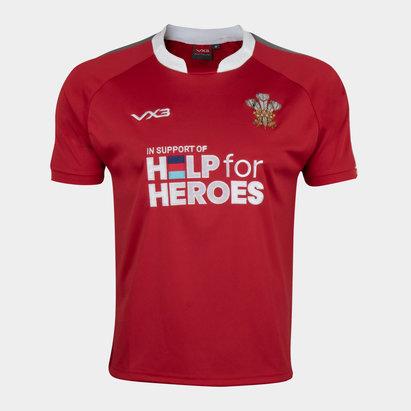 VX-3 H4H Wales S/S Shirt Kids