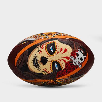 World Beach Rugby La Calaca Crushers - Ballon de Rugby Réplique