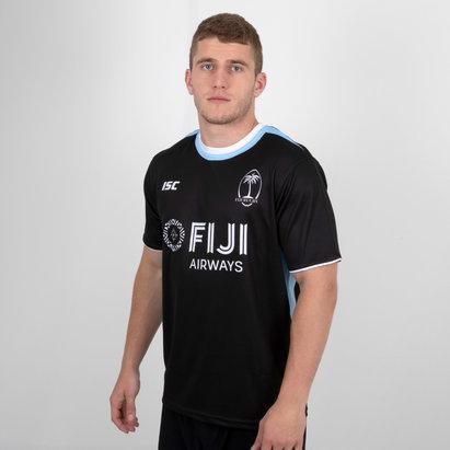 ISC Fiji 2018/19 - Tshirt de Rugby Entraînement Joueurs