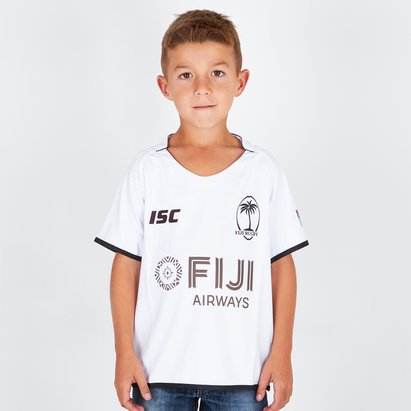 ISC Fiji 2018/19 - Maillot de Rugby Réplique Domicile Enfants
