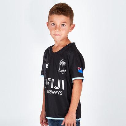 ISC Fiji 2018/19 - Maillot de Rugby Réplique Alterné Enfants