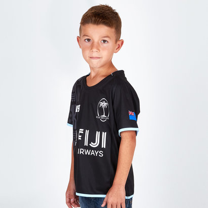 ISC Fiji 2018/19 - Maillot de Rugby Réplique Alterné Adolescents
