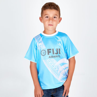 ISC Fiji 2018/19 - Tshirt de Rugby Entraînement Enfants