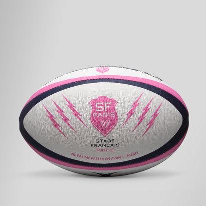 Gilbert Stade Francais - Ballon de Rugby Réplique Officiel