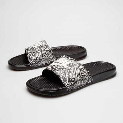 Nike Benassi Just Do It Print Slide - Tongs