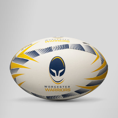 Gilbert Worcester Warriors - Ballon de Rugby Supporters