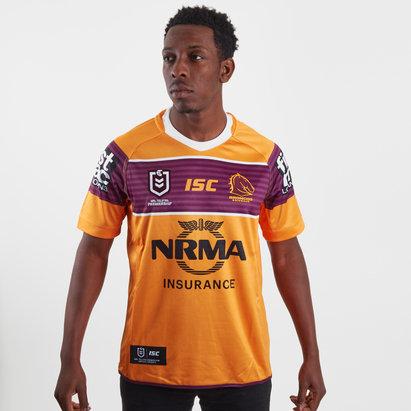 ISC Brisbane Broncos NRL 2019 - Maillot de Rugby Alterné