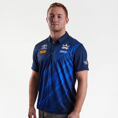 ISC North Queensland Cowboys NRL 2019 - Polo de Rugby Joueurs