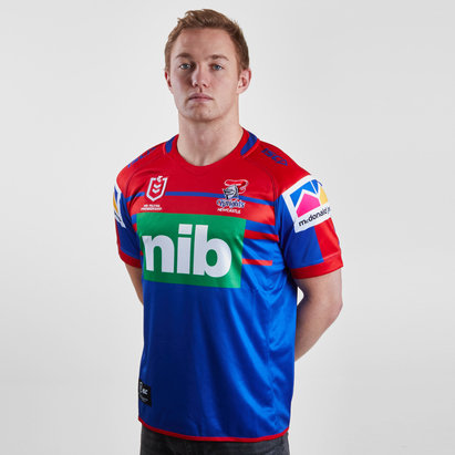 ISC Newcastle Knights NRL 2019 - Maillot de Rugby Domicile