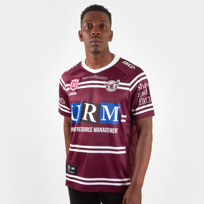 ISC Manly Sea Eagles 2019 NRL - Maillot de Rugby Domicile