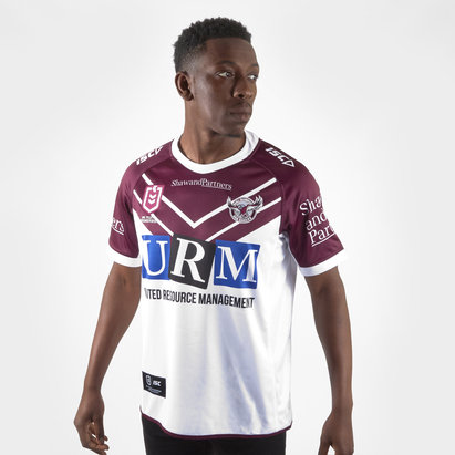 ISC Manly Sea Eagles 2019 NRL - Maillot de Rugby Alterné