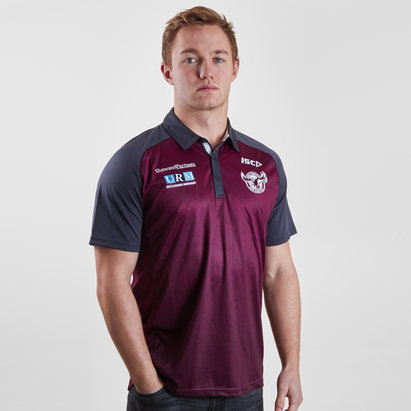 ISC Manly Sea Eagles 2019 NRL - Polo de Rugby Joueurs