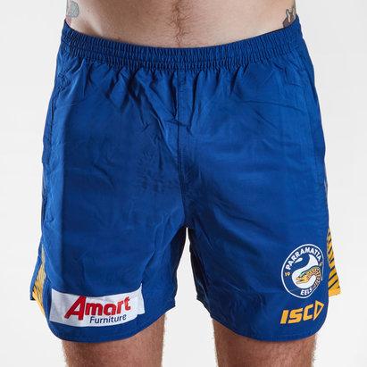 ISC Parramatta Eels 2019 NRL - Shorts de Rugby Joueurs