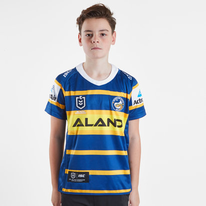 ISC Parramatta Eels 2019 NRL - Maillot de Rugby Domicile Enfants