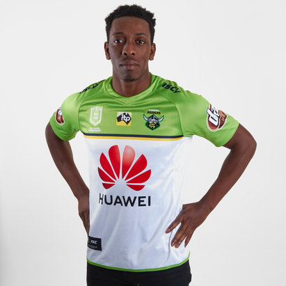 ISC Canberra Raiders NRL 2019 - Maillot de Rugby Alterné