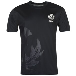 Scotland Rugby Ecosse - Tshirt de Rugby Poly