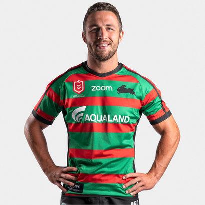 ISC Maillot de Rugby domicile, South Sydney Rabbitohs NRL 2019