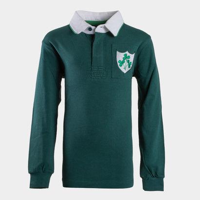 VX-3 Polo de Rugby vintage pour enfants, Irlande 2019/2020