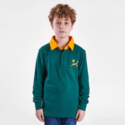 VX-3 Afrique du Sud 2019/20 Kids Vintage Rugby Shirt