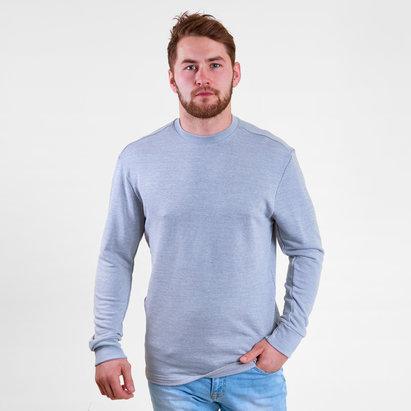 Reebok French Terry Marble Melange Crew Sweatshirt