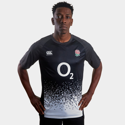 Canterbury T-shirt de Rugby Graphic, Equipe d'Angleterre 2019/2020