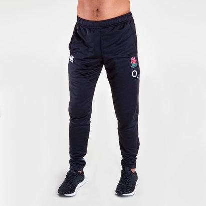 Canterbury Angleterre 2019/20 Pantalon d'entraînement de rugby en tricot pour joueurs