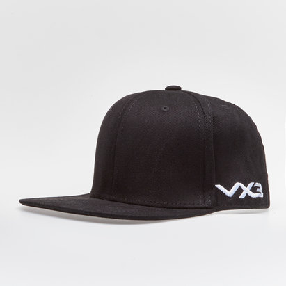 VX3 Casquette Snapback noire