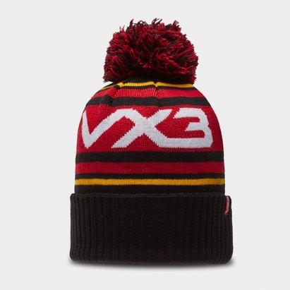 VX3 VX-3 Bonnet avec pompon