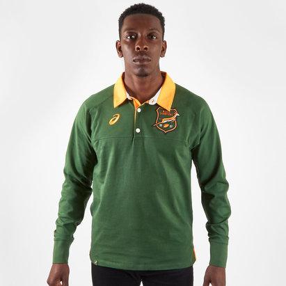 Asics Springboks d'Afrique du sud 2019/2020, polo classique