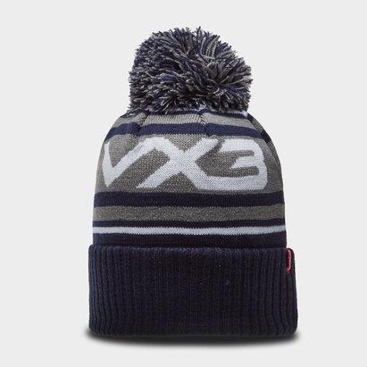 Bonnet à pompon VX3
