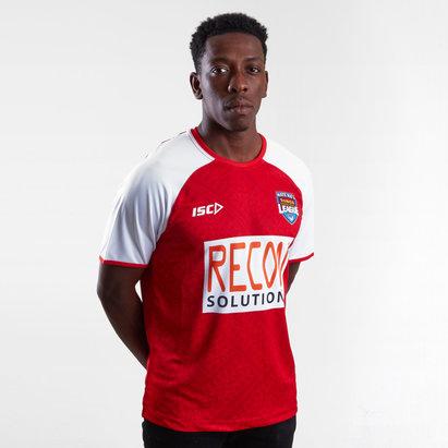 ISC T-shirt d'entrainement joueurs, Ligue de Rugby Tonga 2018/2019