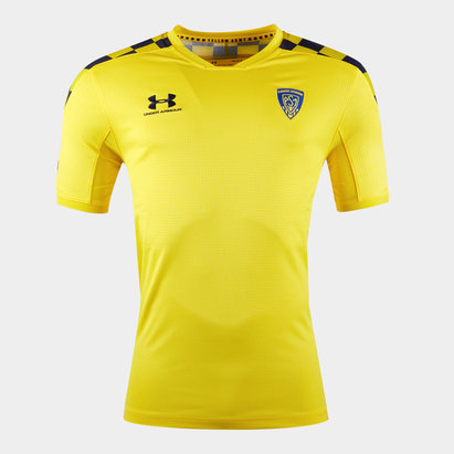 Under Armour Clermont Rugby domicile 2019/2020, Maillot de Rugby homme