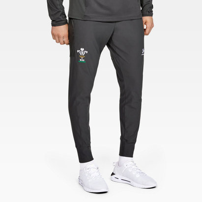 Under Armour Pantalon d'entraînement de Rugby Pays de Galles, Coupe de monde WRU 2019/2020