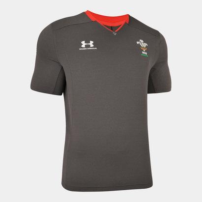Under Armour T-shirt d'entraînement Joueurs, Pays de Galles WRU 2019/2020