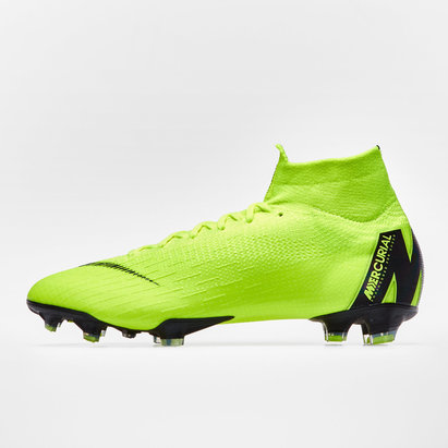 Nike Mercurial Superfly VI Elite, Crampons de Football pour terrain sec
