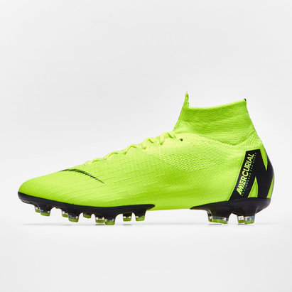 Nike Mercurial Superfly VI Elite, Crampons de Football Pro, Terrains synthétiques