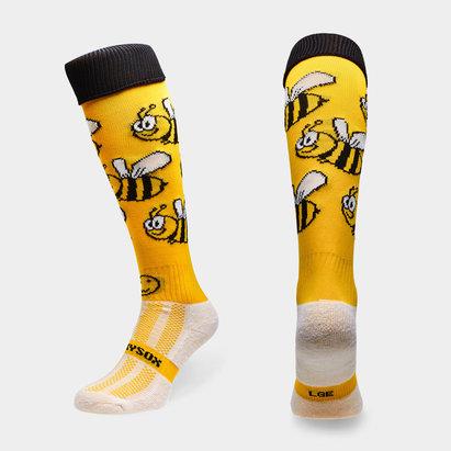 Wacky Sox Chaussettes Wackysox The bees knees